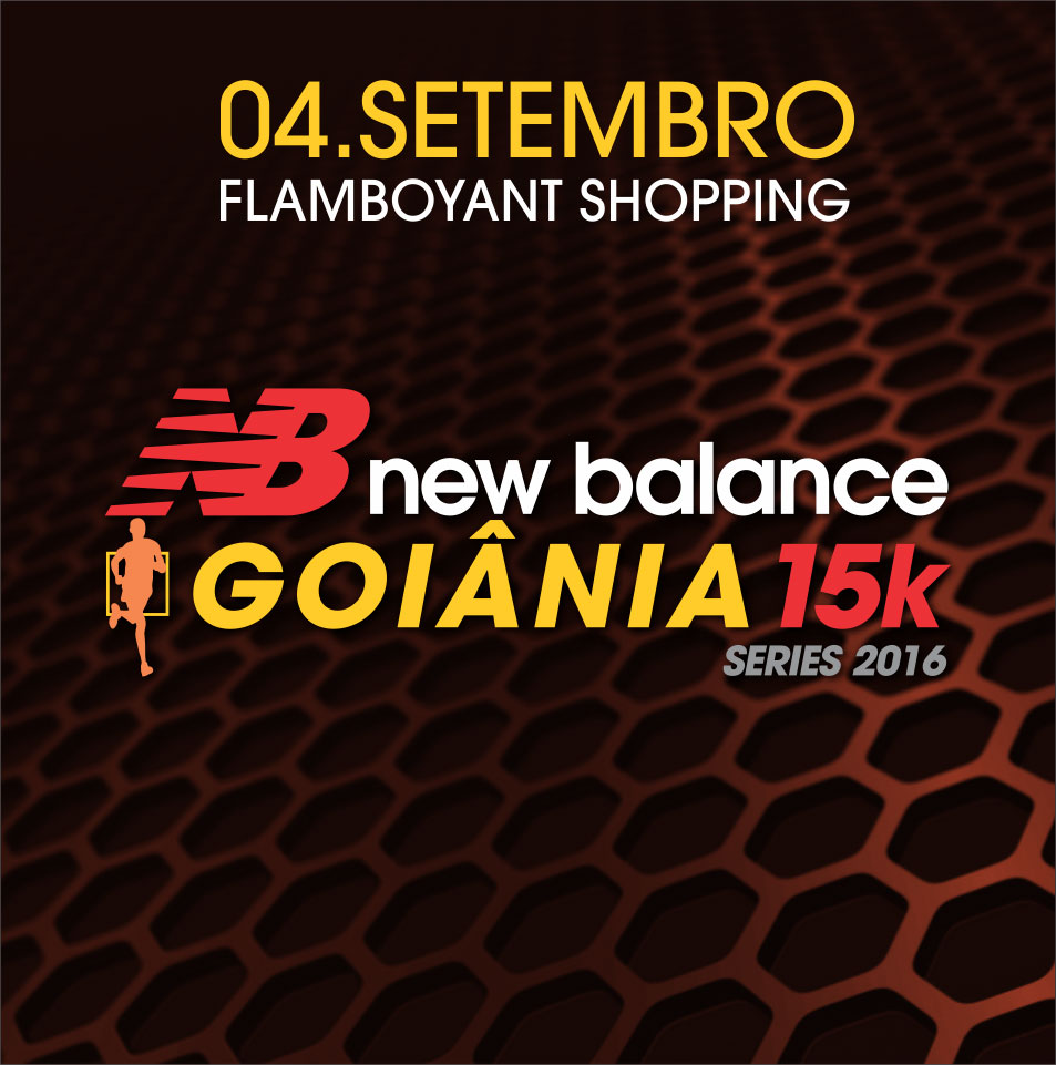NEW BALANCE 15K SERIES - GOIÂNIA