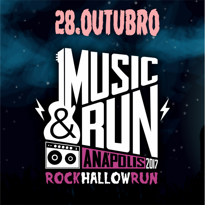 MUSIC & RUN 2017 | Anápolis-GO